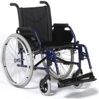 Wózek inwalidzki dla amputantów