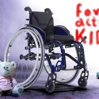 Wózek inwalidzki SAGITTA KID