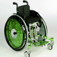 Wózek inwalidzki BRAVO RACER