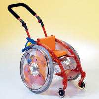 Aktywny wózek dziecięcy BRIX