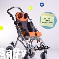 Wózek inwalidzki specjalny dziecięcy GEMINI