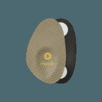 Półwkładka z pelotą Elba
