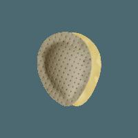 Pelota do stóp poprzecznie płaskich k-med