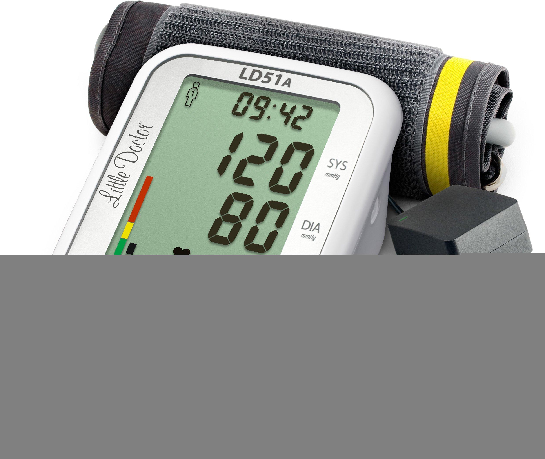 Ciśnieniomierz automatyczny LD 51A Little Doctor