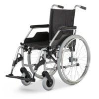 Wózek inwalidzki stalowy Budget Meyra